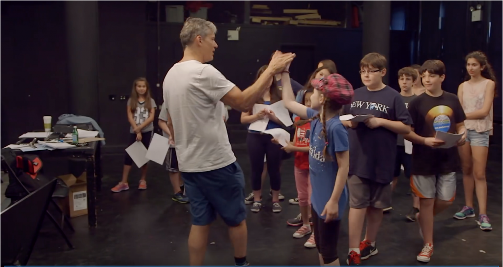 Musical Theatre Camp at French Woods