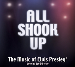 All Shook Up Elvis Stage Musical