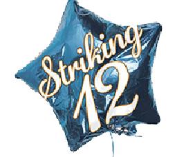 Striking 12