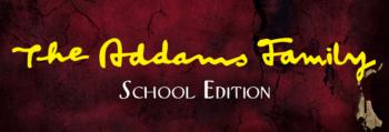 The Addams Family School Edition