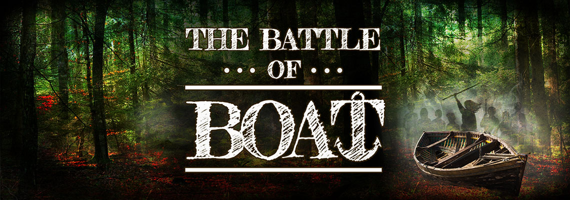 The Battle of Boat