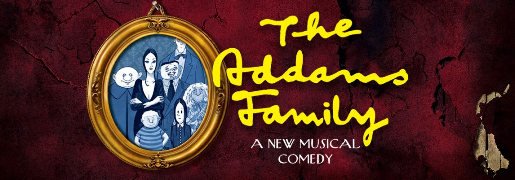 TRW - Addams Family Musical