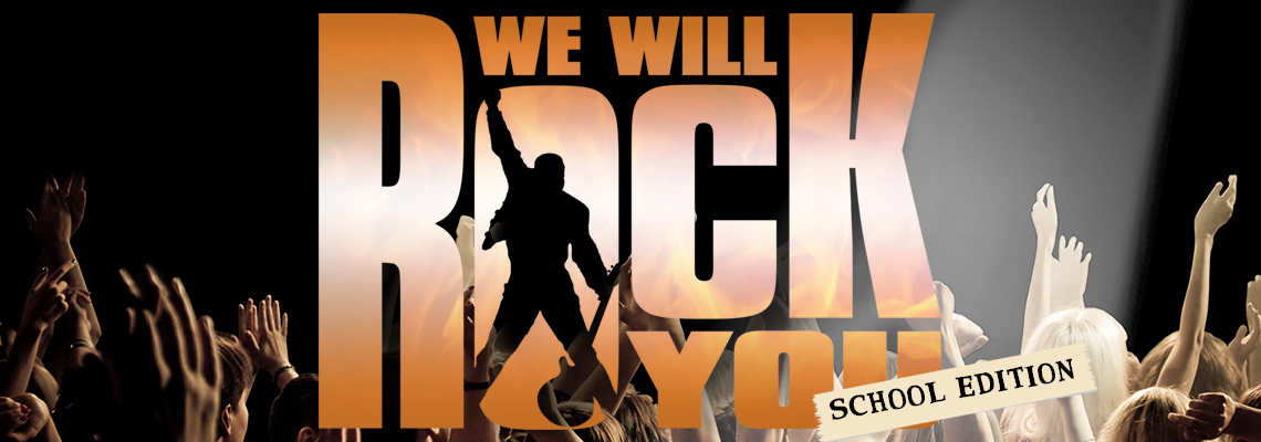We Will Rock You School Edition