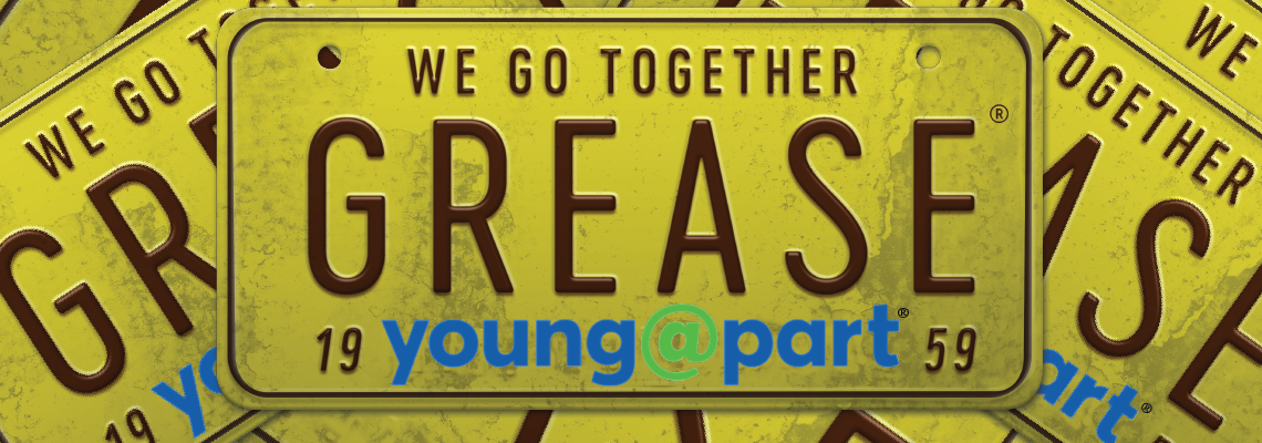 Grease Young@Part